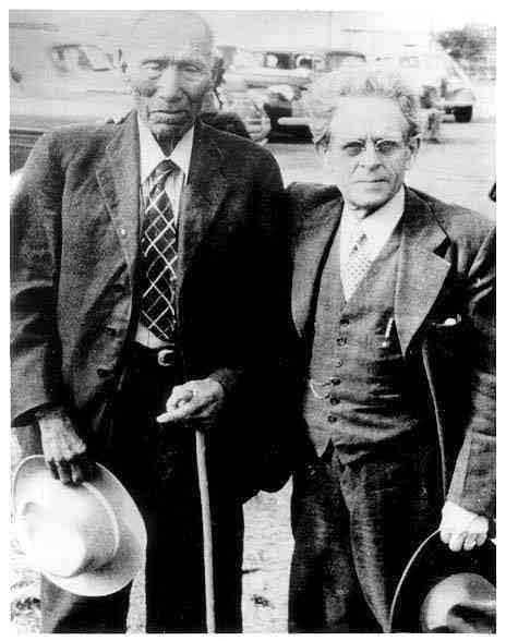 Black Elk and John G. Neihardt